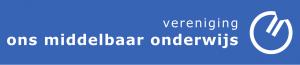 Logo OMO Ons Middelbaar Onderwijs